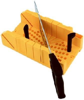 Stanley Hand Tools 20-600 - Caja de inglete y sierra de sujeción ...