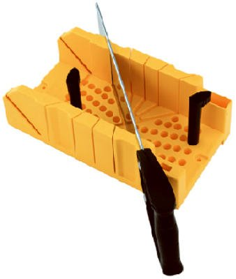 076174206005 - Stanley 20-600 Clamping Mitre Box with Saw carousel main 1