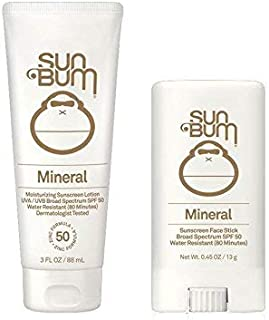 product image for Sun Bum Mineral Sun Care (Mineral Face Lotion and Mineral Face Stick)