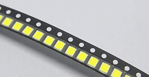Laliva 2835 1W 3V 110-120LM Cool White Warm White 350MA Ultra Bright SMD LED Indication for LCD TV x 4000PCS - (Color: Neutral White 4500K) by Laliva (Image #1)