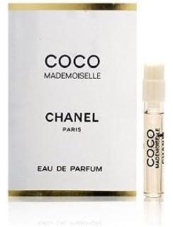 Amazon.com : Coco Mademoiselle Eau De Parfum Perfume Sample Vial ...