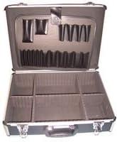 Aluminium Tool Case 18 Black