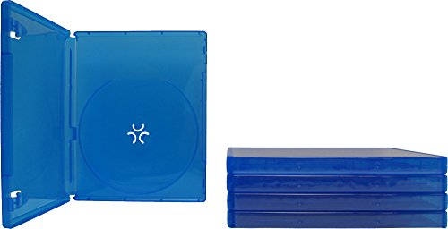 5-Blue-Playstation-4-Game-Cases-1-Disc-Capacity-14mm-VGBR14PS4BL