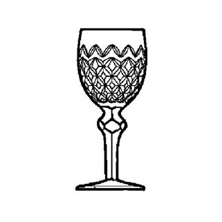 Special Order Stemware - Powerscourt Stemware - Special Order Goblet Glass