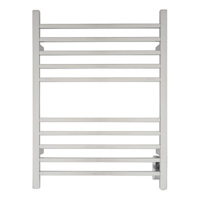 Amba RSWH-P Hardwired Radiant Square Towel Warmer, Polished Finish (Amba Heated Towel Rack compare prices)