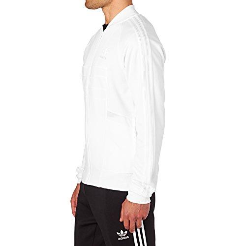 adidas Superstar TT veste de survêtement L white