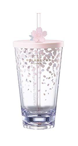 해외 한정 스타벅스 사쿠라 콜드 컵 텀블러 스타벅스 Starbucks Cherry Blossom Splash Cold Cup Tumbler 591ml