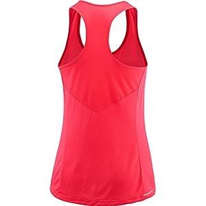 Salomon Agile Tank | Camiseta Tirantes Mujer