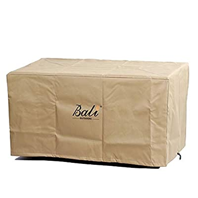 BALI OUTDOORS Outdoor Cover Rectangular Fire Pit Covers 43IN