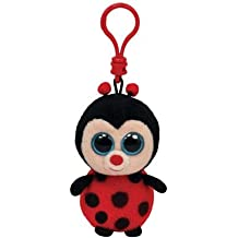 Ty Beanie Boos - Bugsy-Clip the Ladybug