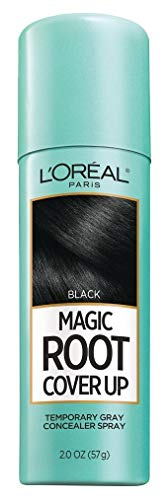 Loreal Root Cover Up Spray Black 2 Ounce (59ml) (3 -