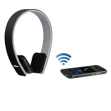 348471d77c0 CLIP SONIC Clipsonic tes125 N Bluetooth Headset Black: Amazon.co.uk:  Electronics