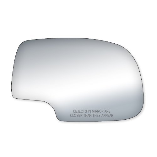 Fit System 90058 Cadillac/Chevrolet/GMC Passenger Side Replacement Mirror Glass (Gmc Side Mirrors)