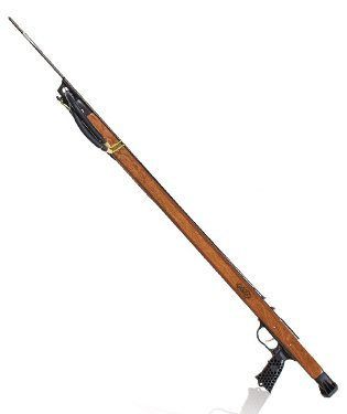 JBL Woody Elite Sawed Off Magnum 2 Band Spear Gun with M8 Trigger 6W44E
