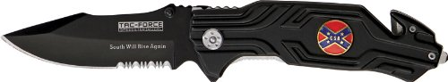 Tac Force TF-582CSA Assisted Opening Folding Knife 4.5-Inch Closed, Outdoor Stuffs