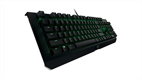 Razer BlackWidow Ultimate Mechanical Construction