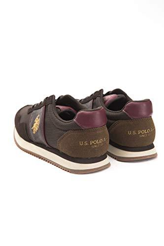 Assn s Pour brown Homme Eu Brown U 40 Marron Dk Baskets polo ZxdUEqEwT