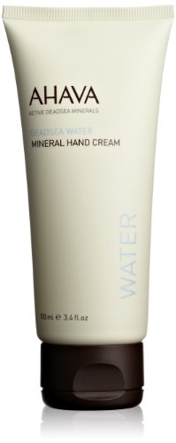 AHAVA Mineral Hand Cream with Active Dead Sea - Salt Ahava