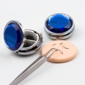 300 Ciglia Flare/Push-up Lashes con nudo, in una scatola di gioielli. 3 diverse lunghezze Size Lunghezza: 8, 10 + 12 mm XXL Lashes