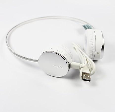 FOME Rapoo S500 Bluetooth 4,0 estéreo auriculares inalámbricos ...