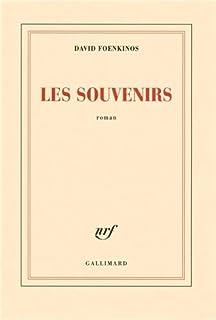 Les souvenirs : roman, Foenkinos, David