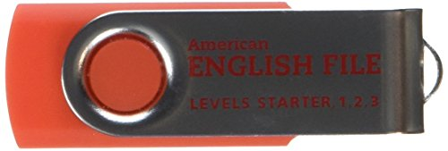 Price comparison product image American English File: Starter - 3: iTools on USB: Get everyone talking. In class. Everywhere
