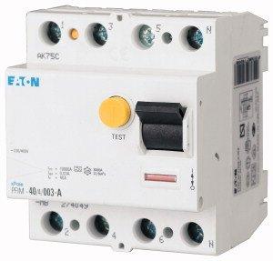EATON PFIM-80/4/03-MW Interruptor Diferencial PFIM, 4P, 80A, 300 mAh, Caja de 3: Amazon.es: Industria, empresas y ciencia