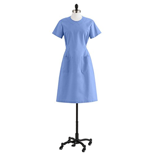 Medline ComfortEase Step In Scrub Dress