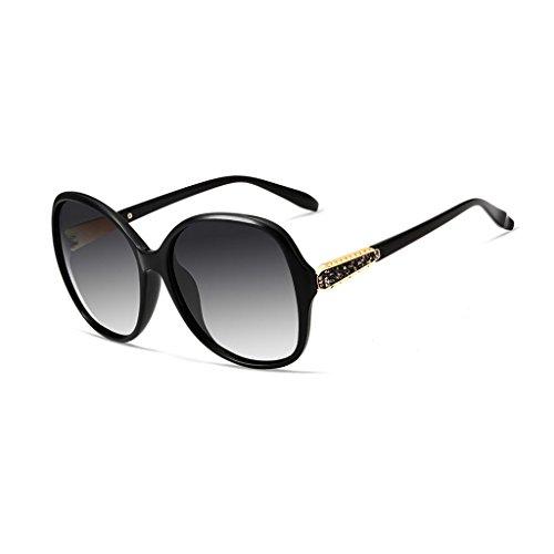 Outlet LIZHIQIANG Gafas De Sol Polarizadas Mujeres Gafas De Sol Grandes De  Marco UV Gafas De 3832ba8536d8