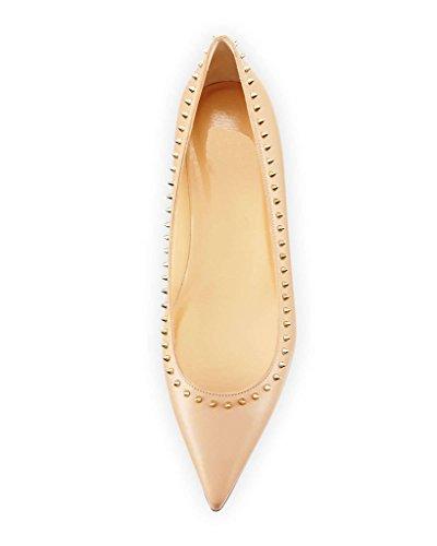 Kolnoo - Chaussures Fermées Pour Femmes, (beige), 39