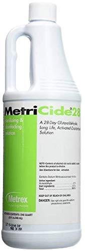 Metrex MetriCide 28 Solution, Quart ()