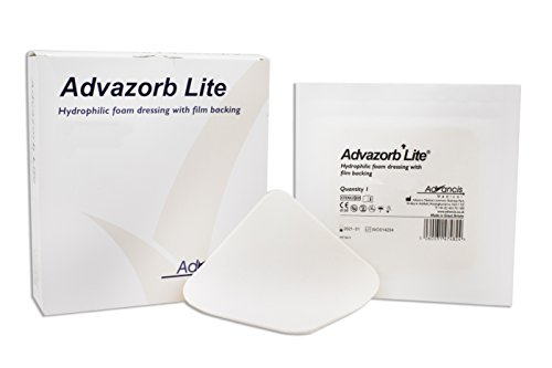 "Advazorb Lite, 3.9"" x 7.9"", Pack of 10"