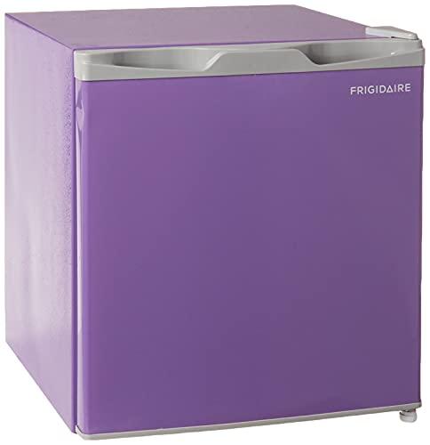 1.6 Cubic Feet Fridge, Compact Mini Refrigerator, Purple