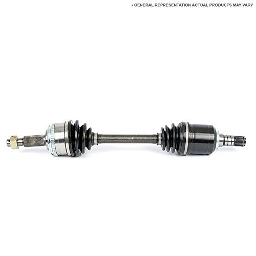 Front Right CV Axle Shaft For Audi 90 & Cabriolet - BuyAutoParts 90-02628N New