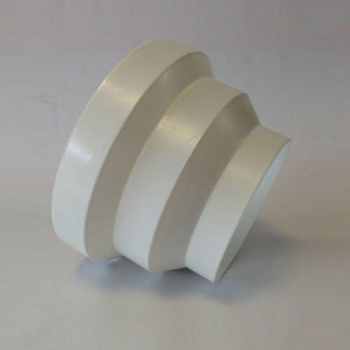 Extractor de Ventilador; conducto de PVC (80, 100, 125, 150 y 200 mm): Amazon.es: Bricolaje y herramientas