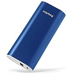 EasyAcc di 2da Gen metallo 6700mAh Power Bank caricabatteria portatile per iPhone Samsung Smartphone - Mazarine Blue