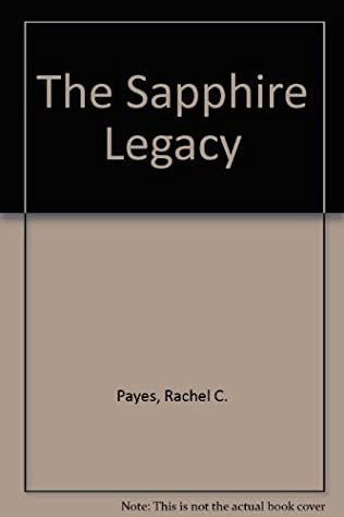 book cover of The Sapphire Legacy
