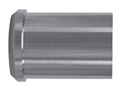 Steel and Obrien BAN02000-304 Stainless Steel 14W Plain Ferrule Tank Spud Heavy 2 2