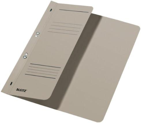 Azzurro f.to A4 LEITZ Cartelle con ganci per registratori 37440035 cartoncino manilla 1 Pezzo