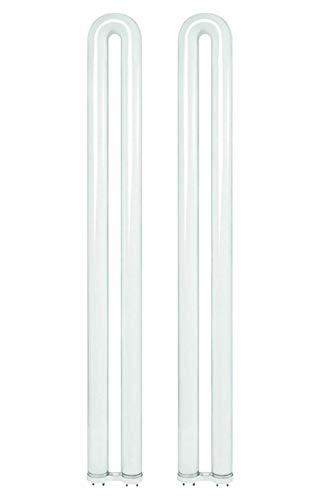 - (2 Pack) Sylvania 21878 - FBO31/835-31 Watt T8 Lumative U-Bent U-Bend U Shaped Fluorescent Light Bulb Ubend Ubent 31W Lamp - Replaces FBO31/835/XP/ECO F31T8/SPX35/U/ECO FB31/835/ECO FB31T8/TL835