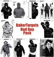 Bad Guy Target Pack - 23