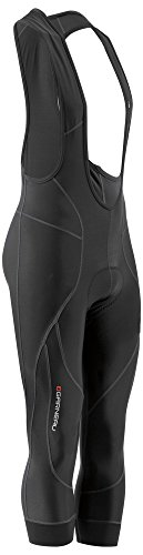 Louis Garneau - Enduro 3 Cycling Bib Knickers, Black, (Bib Knickers)