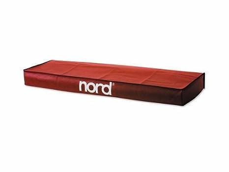 Nord Protector contra el polvo para Nord etapa/fase 2/Piano 2 88, color rojo: Amazon.es: Instrumentos musicales