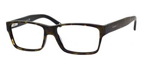 Carrera 6178 Eyeglasses-0FQF Havana Black-56mm (Carrera Sunglasses Men 56)