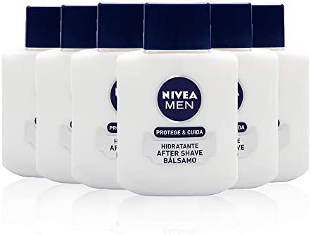 NIVEA MEN Protege & Cuida After Shave Bálsamo Hidratante en pack ...