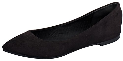 Breckelles Womens Classic Pointed Ballet product image
