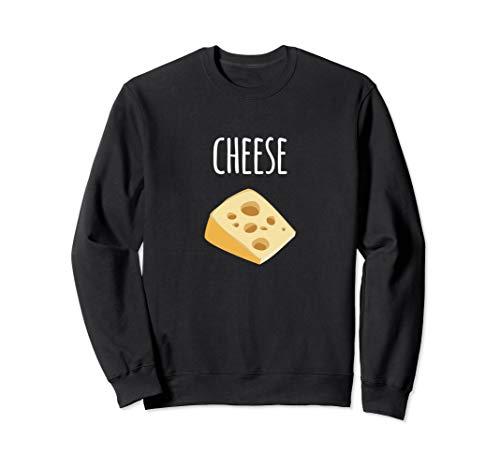 Mac And Cheese Sweatshirt Couples Halloween Costumes -