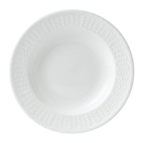 Wedgwood Dinnerware, Nantucket Basket Rim Soup Bowl