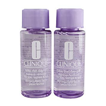 CLINIQUE TAKE THE DAY OFF MAKE UP REMOVER 100ml (2 x 50ml)