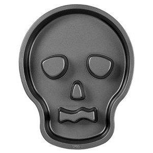 Wilton 2105-7792 Skull Cake Pan with Flutes
